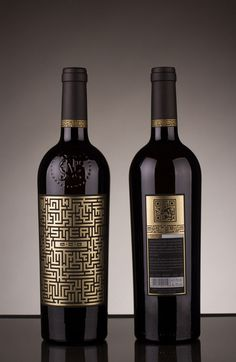Mysterium Wine Packaging #packaging #wine