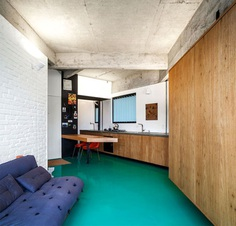 Designing Within Limited Space in Sao Paulo - InteriorZine