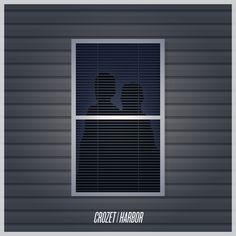 Crozet - Harbor #crozet #harbor #album #vector #80s