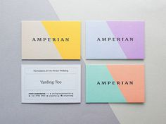 Amperian Business Card