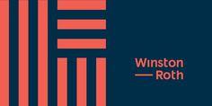 Winston/Roth | Mast #logo #design #graphic #branding