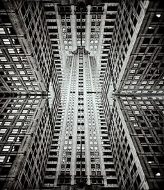 CJWHO ™ (New York city by Brad Sloan [artists on tumblr] ...) #white #design #black #landscape #architecture #art #and #york #new