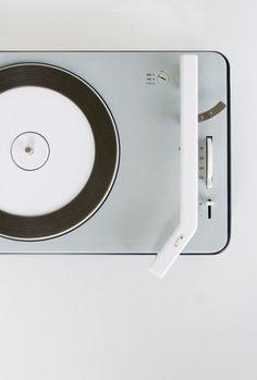 ... #turntable #design #minimalism #record #product #vinyl #braun #rams #dieter