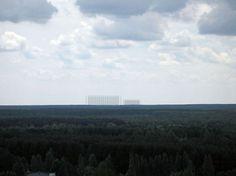 "Buamai - English Russia » ""Duga"", the Steel Giant Near Chernobyl #marooned"