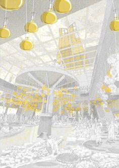 Nu206 #design #architecture #3d #spacial