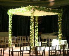 15 Cool Wedding Chuppah Ideas #ideas #chuppah #wedding