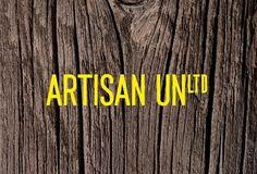 Artisan Unlimited #logo #brand #identity