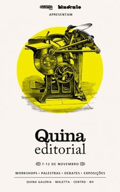 All sizes | QUINA Editorial | Flickr - Photo Sharing! #type #poster