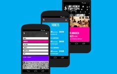 LADFEST Lima Web #website #responsive #festival