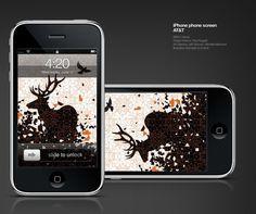 AT&T | JEFF OEHMEN #jeff #design #illustrations #att #mobile #oehmen