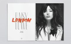 FFFFOUND! #white #black #handwritten #and #layout #magazine #typography
