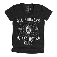 """Oil Burners"" by Alex Berdis"