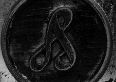 Personal Identity on Behance #logotype #stamp #monogram #symbol #identity #andr #sousa