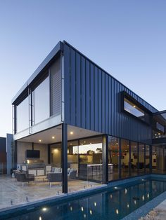 Lahinch House by Lachlan Shepherd Architects