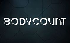 Codemasters_Bodycount_logo design #logo #design