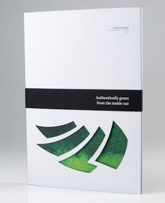 Seesaw Design's Photos - Finsbury Green 2010 Sustainability Report (8) #print #design #graphic #publication #report