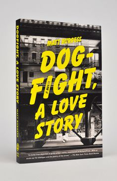 Dogfight book cover