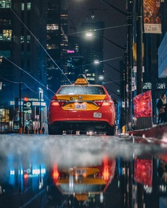 Moody Street Photos of Toronto by Aaron Charles