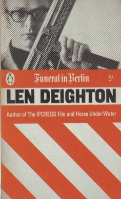 Penguin Books - Funeral In Berlin #covers