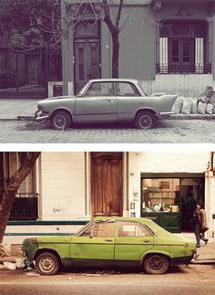 Abandoned Vintage Cars #vintage #abandoned #cars