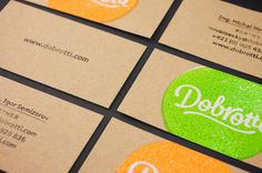 Stationary #stationary #business #letterpress #identity #cards
