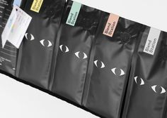 Blend Station Coffee Branding by Futura