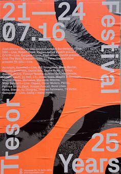 25 years Tresor Festival