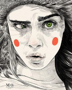 Artistic Illustrations and Realistic Drawings by Mustafa Soydan
