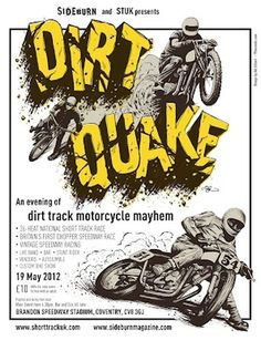 sideblog: Dirt Quake #illustration
