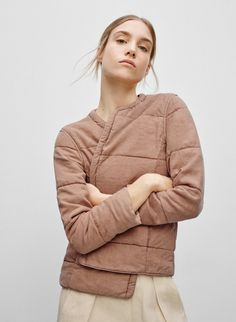 Wilfred Jonquille Jacket #fashion #photography #inspiration