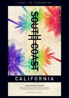 South Coast California / Lost In Paradise
