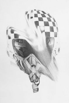 Boolean Values « Jonathan Zawada #realism #illustration #jonathan #pencil #zawada
