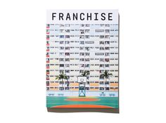 FRANCHISE MAGAZINE ISSUE 1 A magazine about all things basketball