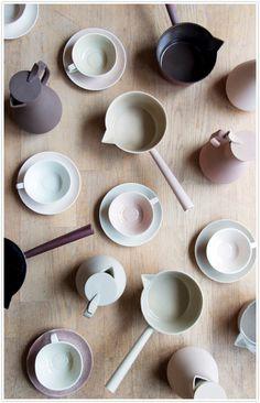寇面包车努尔陶瓷陶器瓷器餐具碗盘子菜艺术艺术家照片\\颜色粘土