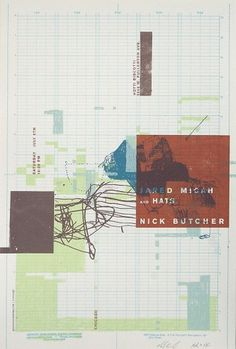 Jared Micah and Hats | Sonnenzimmer - Sonnenzimmer #screenprint #poster #sonnenzimmer