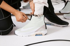 AMBUSH x Nike Collaboration Official Look Collaborative Collab Clothing Fashion Footwear Collection Lookbook Behind The Scenes BTS