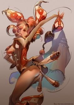 Concept Art by Evan Lee | Cuded #concept #lee #evan #art