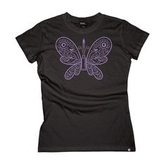 Klothing on the Behance Network #clothing #shirt #butterfly #kronk #bullet