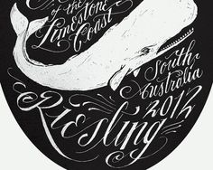 The Hidden Sea by Jon Contino #packaging #handrawn #typography