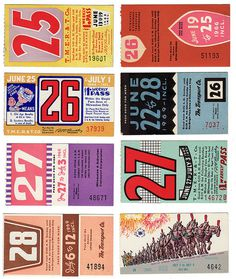 photo #bus #1930 #tickets #vintage #typography