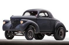 "utwo: ""1939 Willys Coupe Gasser © Jorge Nunez """