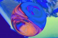 sanmi, video, sound, colour, abstract
