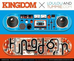 Kingdom-x-LoulouTummie-boards-011.jpg (1240×1033) #decks #kingdom #louloutummie