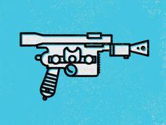 Star_wars_lightsbaer_2 #gun #weapon