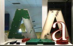 BUCHSTABENMUSEUM - Buchstaben #fonts #buchstaben #museum #berlin #typography