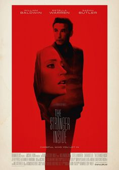 the stranger inside movie poster 1 #movie #poster #film