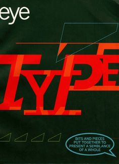 Matthew Carter #cover #typography