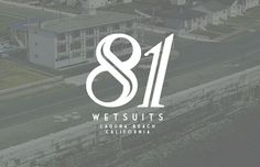 81 Wetsuits #logo #california #surf