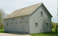Litchfield Queenpost Barn