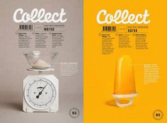 collect_magPP1 #layout #cover #spread #magazine